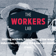 <cite>The Workers Lab</cite> website
