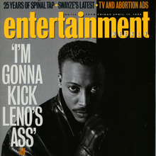 <cite>Entertainment Weekly</cite> covers, 1990–94