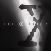 <cite>The X-Files</cite> main title