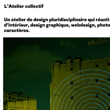 L'Atelier collectif