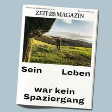 Zeit Magazin, March 16, 2015