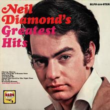 <cite>Greatest Hits</cite> by Neil Diamond