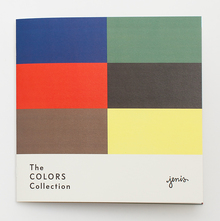 Jeni's Colors book