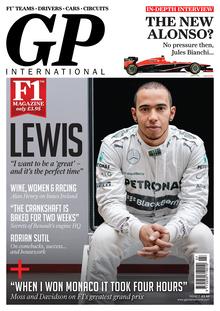 <cite>GP International</cite> magazine