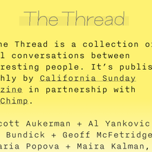 <cite>The Thread</cite> website