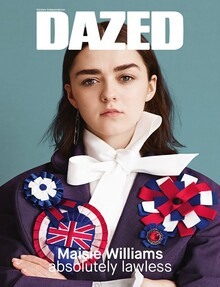 <cite>Dazed</cite> magazine, Spring/Summer 2015