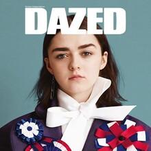 <cite>Dazed</cite> magazine, Spring/Summer 2015