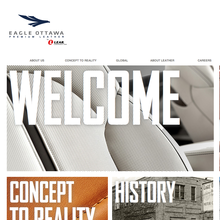 <cite>Eagle Ottawa</cite> website