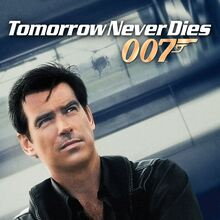 <cite>Tomorrow Never Dies</cite> film titles and marketing