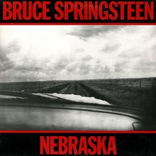 Bruce Springsteen – <cite>Nebraska</cite> album art