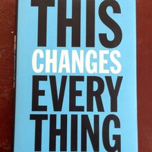 <cite>This Changes Everything</cite> book cover