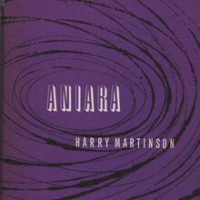 <cite>Aniara: A Review of Man in Time and Space</cite>, first American hardcover