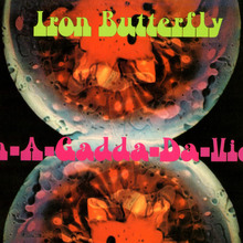 Iron Butterfly – <cite>In-A-Gadda-Da-Vida</cite> album art