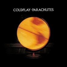 <cite>Parachutes</cite> by Coldplay