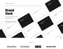 Brand Deck