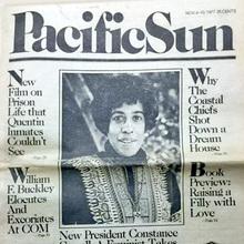 <cite>Pacific Sun</cite>, Nov. 1977