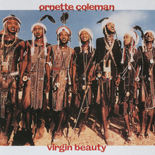 <cite>Virgin Beauty</cite> by Ornette Coleman and Prime Time