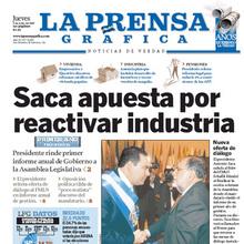 <cite>La Prensa Gráfica</cite>