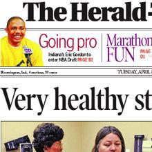 <i>The Herald Times</i>