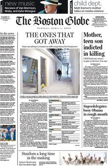 <i>The Boston Globe</i>