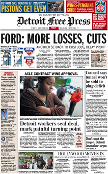 <i>Detroit Free Press</i>