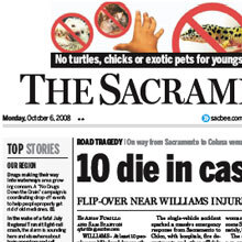 <i>The Sacramento Bee</i>