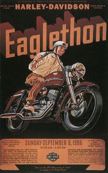 Harley-Davidson Eaglethon poster