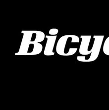 <cite>Bicycling</cite> magazine logo (2015)
