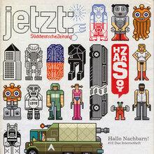 <cite>jetzt:</cite> magazine cover, issue 12