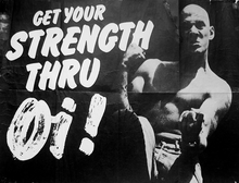 Strength Thru Oi!