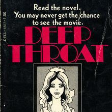 <cite>Deep Throat</cite> by D.M. Perkins