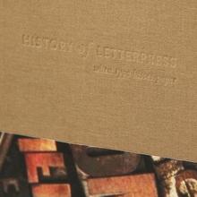 <cite>History of letterpress: When Type Kisses Paper</cite>