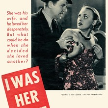 <cite>I Was Her Slave</cite> story opener in <cite>True Romance</cite>, 1938