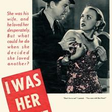 <cite>I Was Her Slave</cite> story opener in <cite>True Romance</cite>, 1938