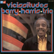 <cite>Vicissitudes</cite> by Barry Harris Trio