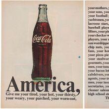 "Coke ad: ""America"""
