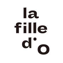 La Fille d'O identity and website (2015)