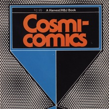 <cite>Cosmicomics</cite> by Italo Calvino, Harvest/HBJ Books