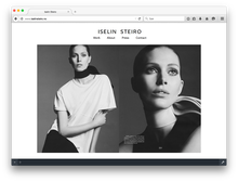 Iselin Steiro website