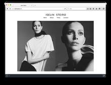 Iselin Steiro website
