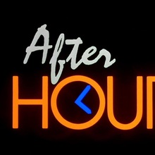 <cite>After Hours</cite>main titl