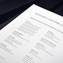 <cite>Figurados, Figuraciones, Figurantes</cite> exhibition