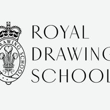 Royal Drawing School identity