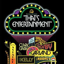 <cite>That's Entertainment</cite> film poster