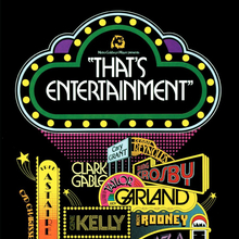 <cite>That's Entertainment</cite> film poster