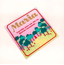 Invite for Maria's Birthday Party