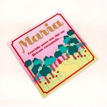 Invite for Maria's Birthday Party