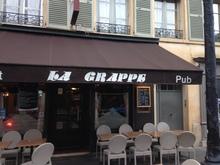 La Grappe, restaurant/pub