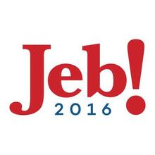 Jeb Bush 2016 Presidential Campaign logo