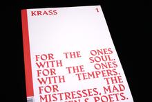 <cite>Krass Journal</cite> issue 1